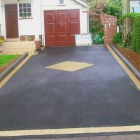 RESIN DRIVEWAYS | TARMAC DRIVEWAYS | DRIVEWAY RESURFACING | POT HOLE REPAIRS JP-Surfacing-Resurfaced-Driveway-200x200