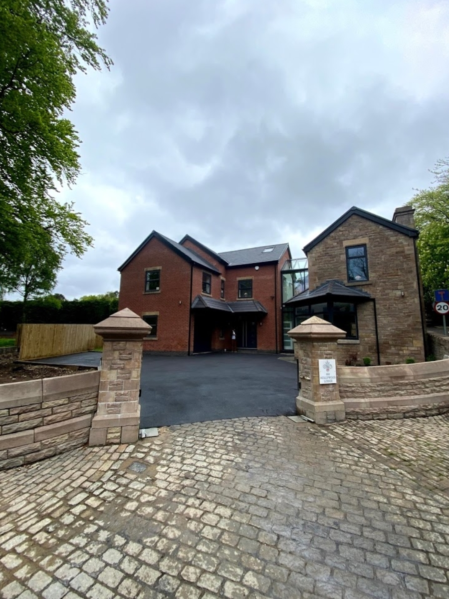 Tarmac Driveways | Resin Driveways | Manchester BEFORE & AFTER